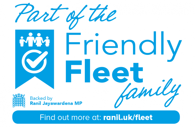 Friendly Fleet