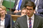 Ranil Jayawardena MP speaking in Parliament