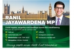 Ranil Jayawardena MP contact details