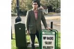 MP Backs Silent Majority