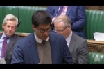 Embedded thumbnail for Ranil Jayawardena MP Asks the Rail Minister About SWR and Network Rail Performance